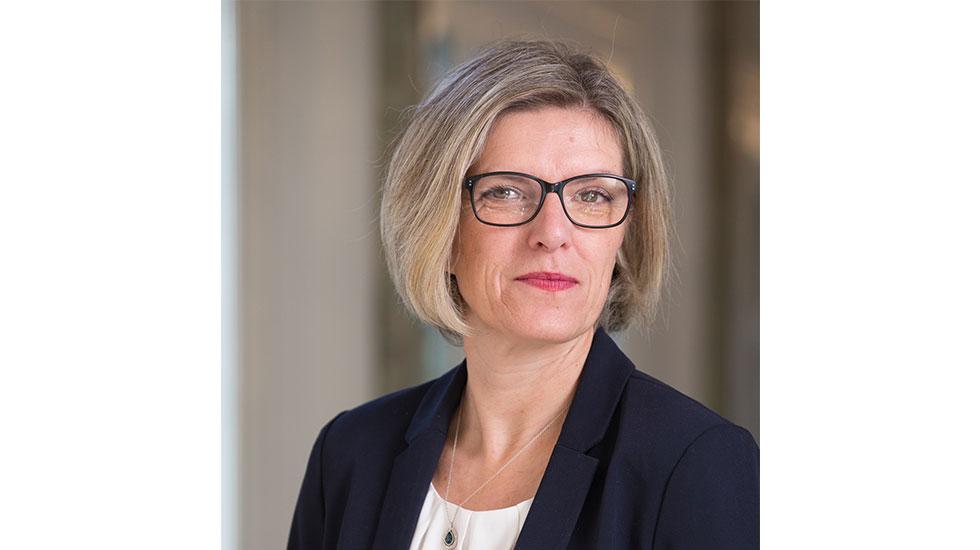 Anne Renaud Directrice des Thermes de St Honoré